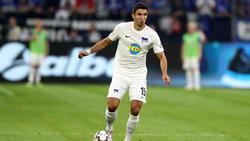 Marko Grujic kann wieder mit seinen Teamkollegen von Hertha BSC trainieren