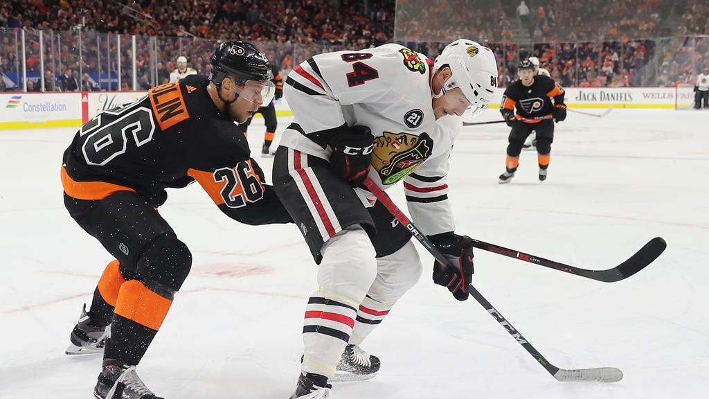 Die Chicago Blackhawks haben erneut ein Spiel in der NHL verloren