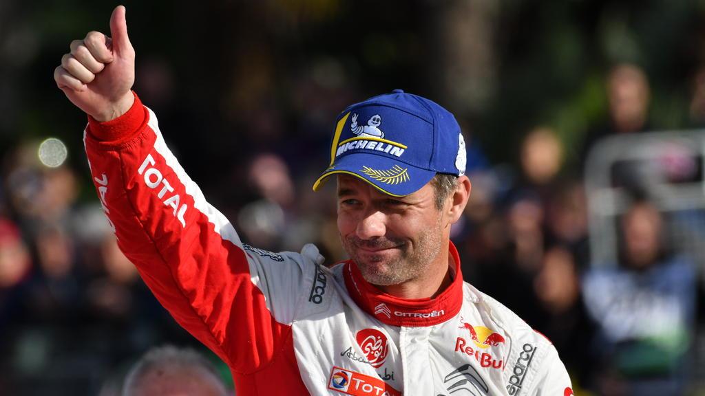 Sebastien Loeb wird keine große Vorbereitung auf die WRC-Saison 2019 haben