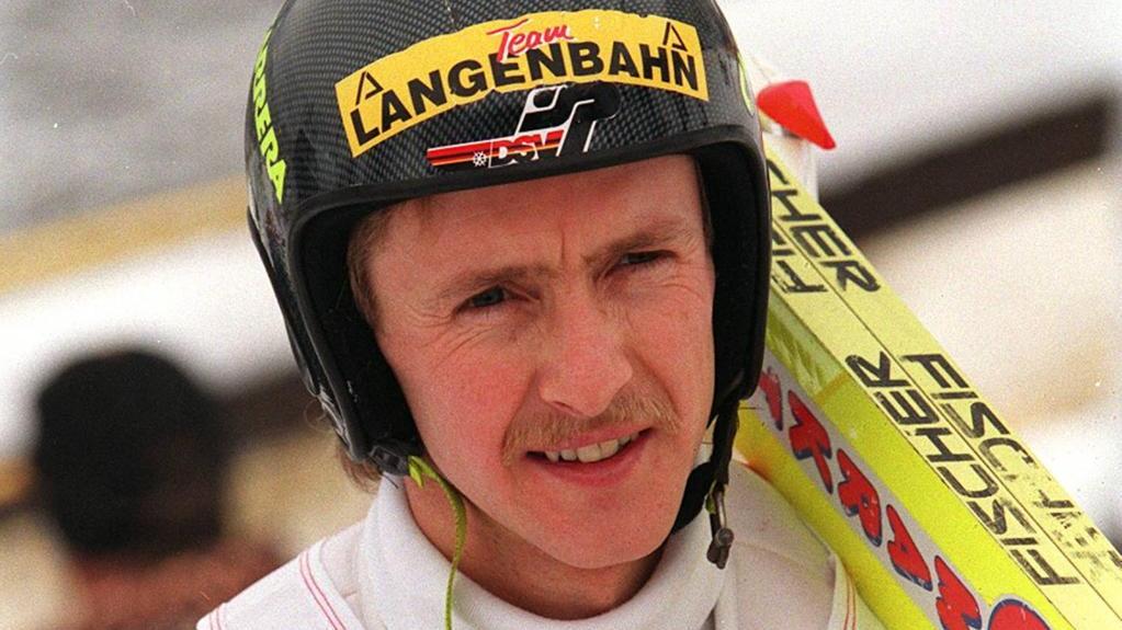 Jens Weißflog und Matti Nykänen waren lange Konkurrenten