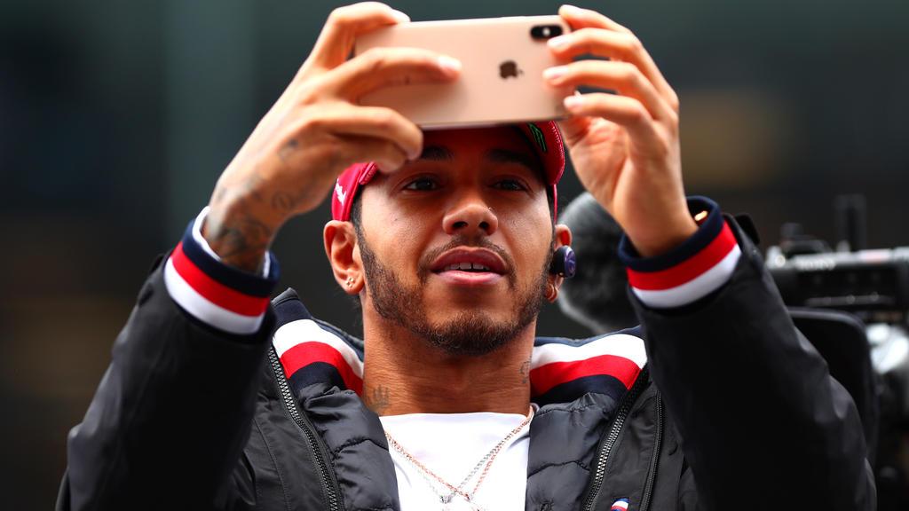 Bart-Trend in der Formel 1 geht an Lewis Hamilton vorbei