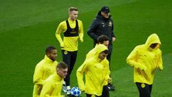 Marco Reus wird beim BVB nicht mehr als Mittelstürmer eingesetzt