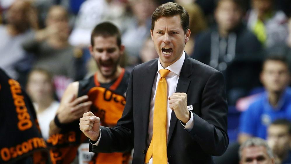 Coach Thorsten Leibenath steht mit ratiopharm Ulm in den Playoffs
