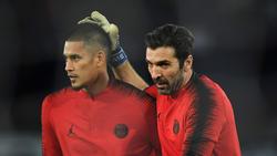 Das Jobsharing von Alphonse Aréola und Gianluigi Buffon ist beendet