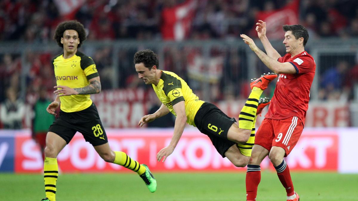 Auf wen treffen BVB und FC Bayern in der Champions League?