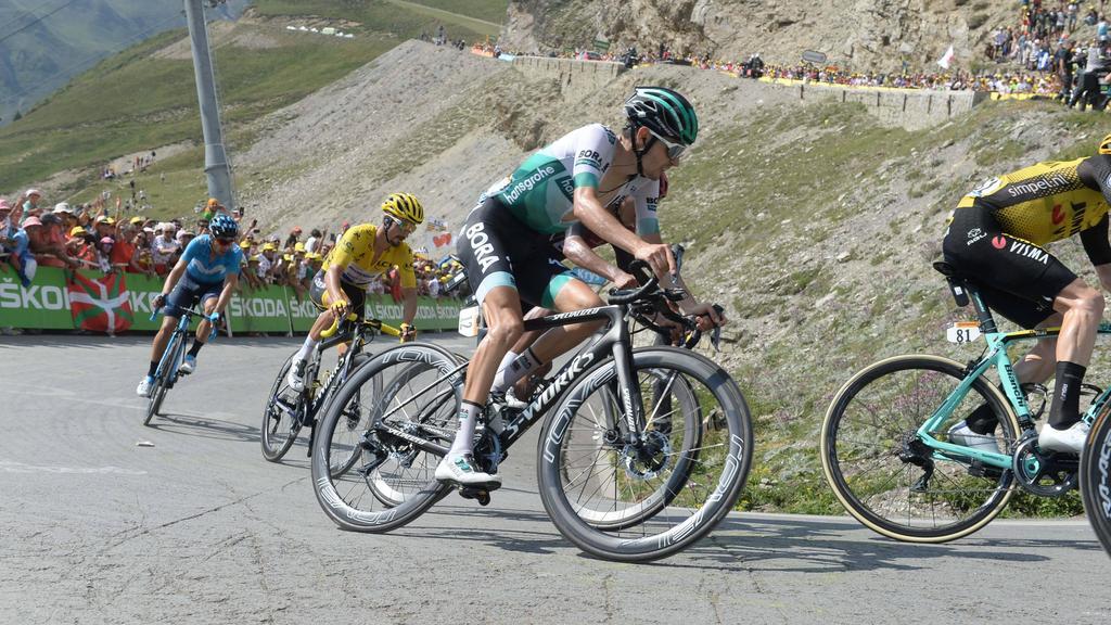Emanuel Buchmann lässt die deutschen Radsport-Fans weiter hoffen