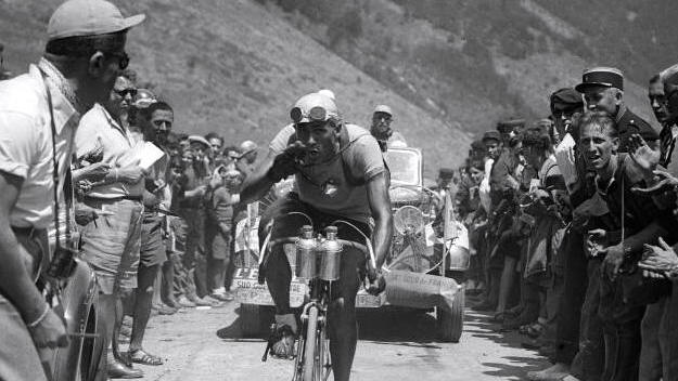 Albert Bourlon hält den Rekord für die längste Flucht der Tour-Geschichte
