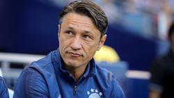 Niko Kovac geht in seine zweite Saison als Trainer des FC Bayern