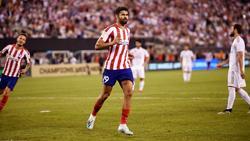 Vier Tore gegen Real: Diego Costa