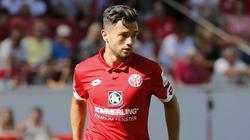 Wechselt zum SV Sandhausen: Besar Halimi in Aktion. Foto (2016)