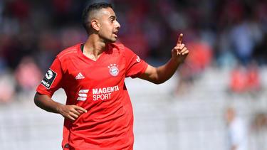 Sarpreet Singh ist sehr glücklich über seine ersten Schritte beim FC Bayern