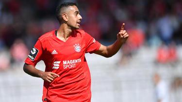 Singh traf für den FC Bayern doppelt