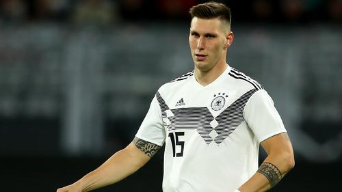 """Niklas Süle musste sich """"erstmal fangen"""""""