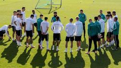 Der DFB geht erstmals mit einem Trainingscamp in die Olympiaregion Seefeld