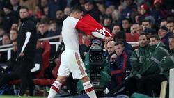 Granit Xhaka beleidigte nach seiner Auswechslung im Spiel gegen Crystal Palace die eigenen Anhänger
