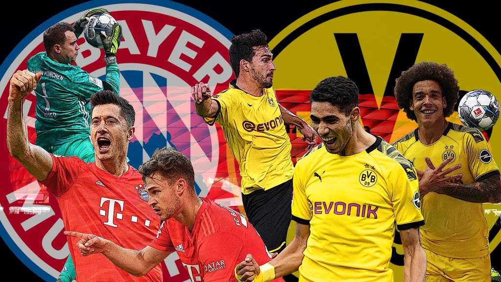 Bvb Vs Bayern