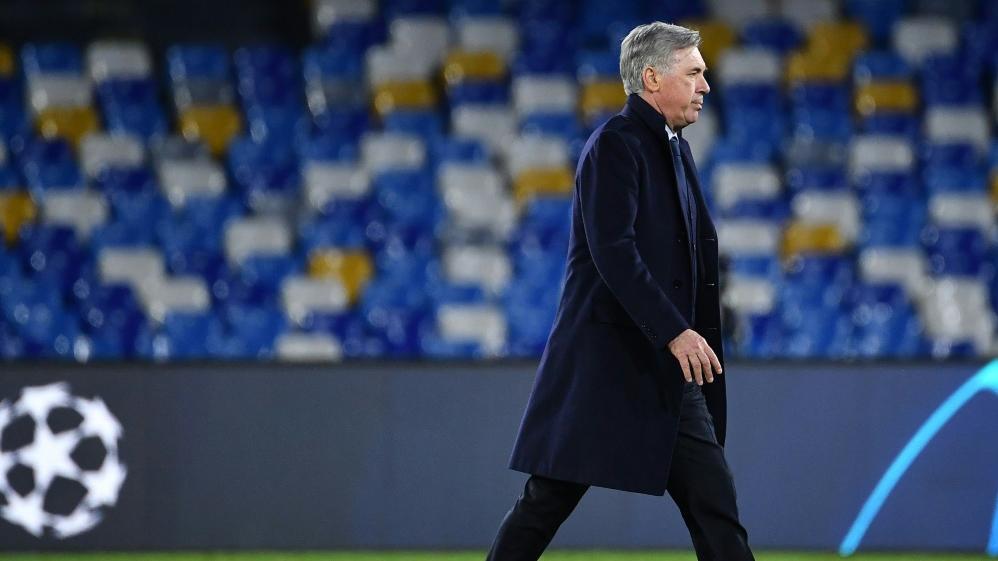 Carlo Ancelotti ist nicht mehr Trainer des SSC Neapel