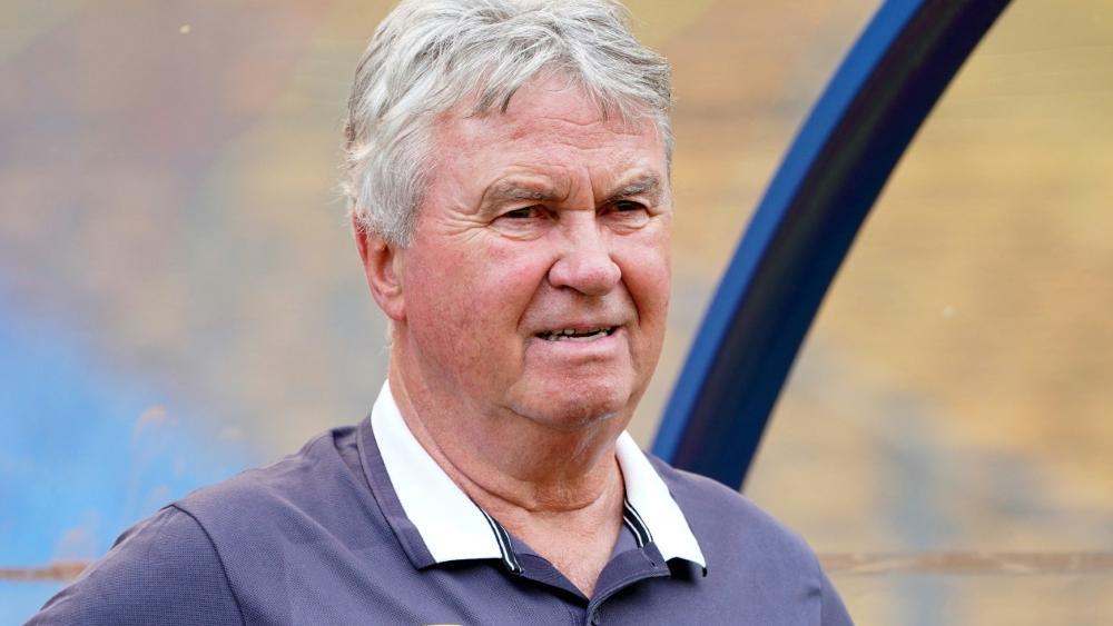 Hat seine Karriere beendet: Guus Hiddink