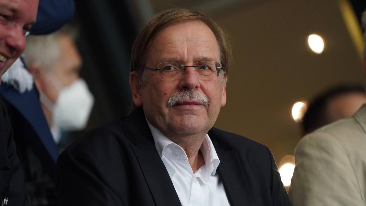 Rainer Koch ist Co-Interimspräsident beim DFB