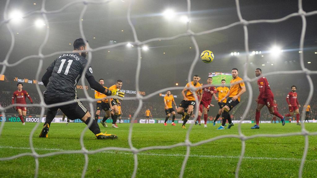 Roberto Firmino erzielte den Siegtreffer