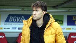 Luca Waldschmidt fehlt dem SC Freiburg vermutlich gegen Mainz 05