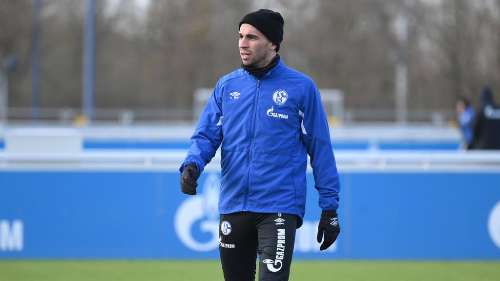 Omar Mascarell ist bei Schalke 04 zum Kapitän aufgestiegen