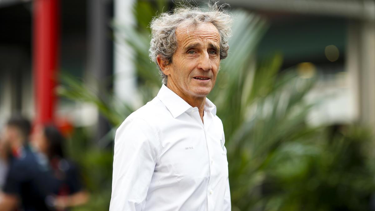 Alain Prost äußerte sich zu Max Verstappen