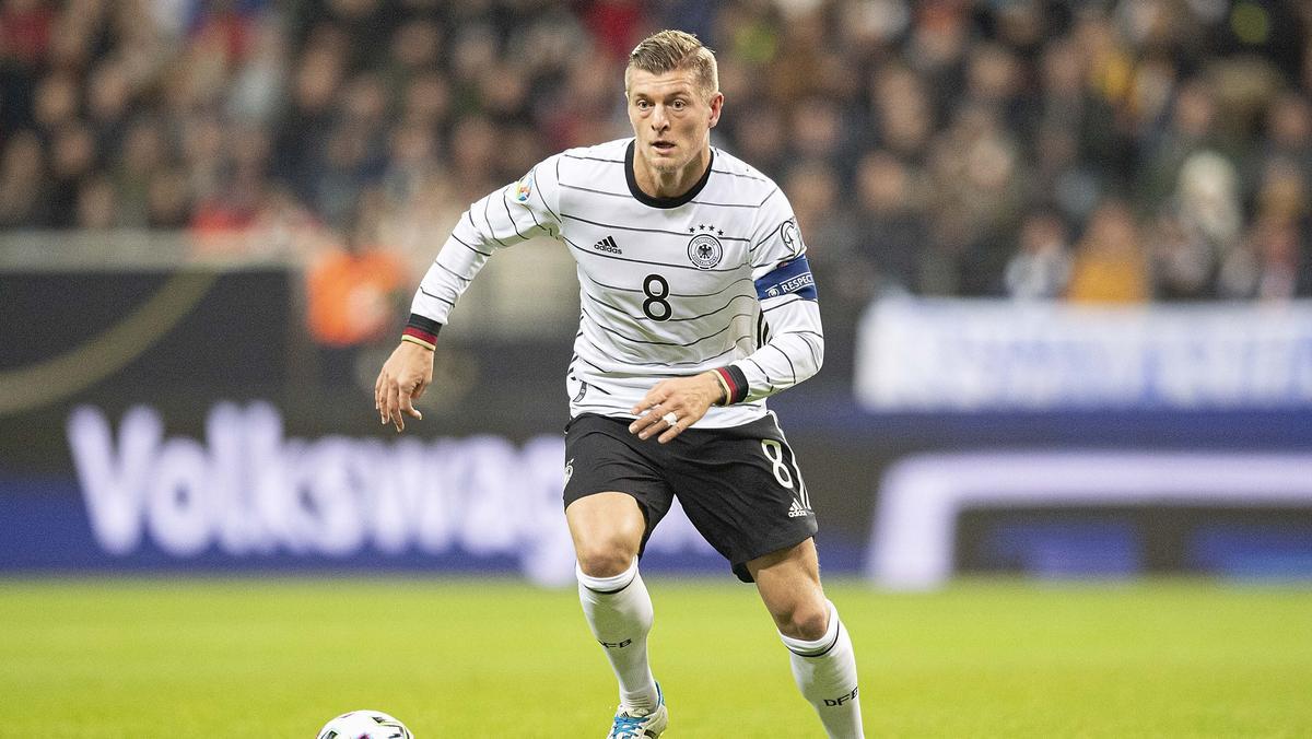 Toni Kroos kann sich wohl WM-Teilnahme 2022 vorstellen