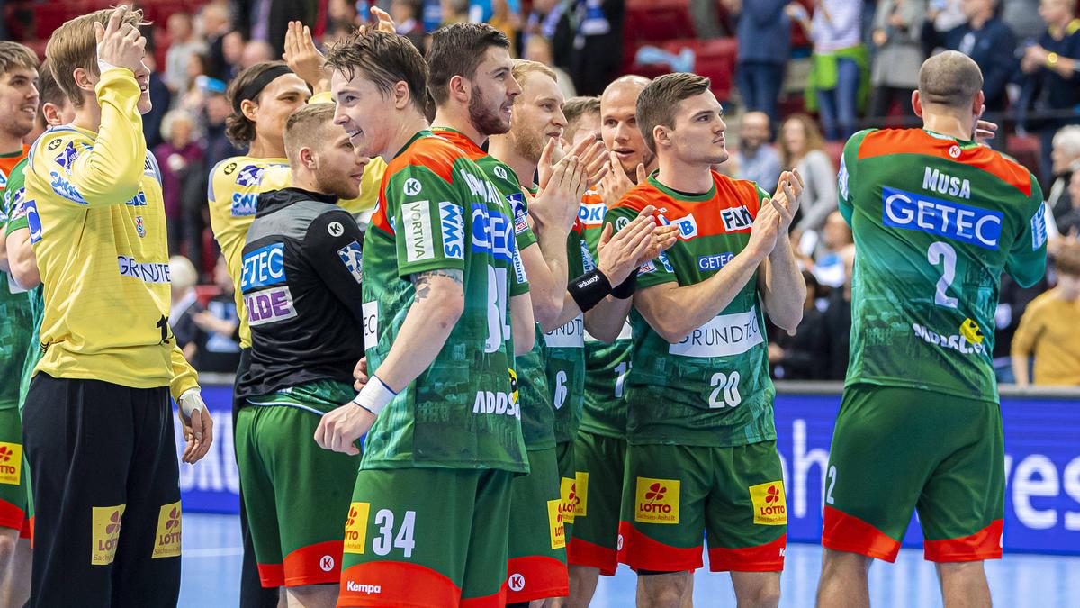 Der SC Magdeburg spielt in der neugeschaffenen European Handball League