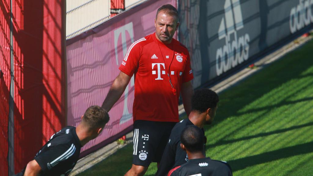 Hansi Flick und der FC Bayern sollten vor dem