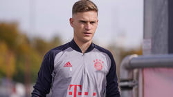 Steht dem FC Bayern in der Champions League womöglich nicht zur Verfügung: Joshua Kimmich