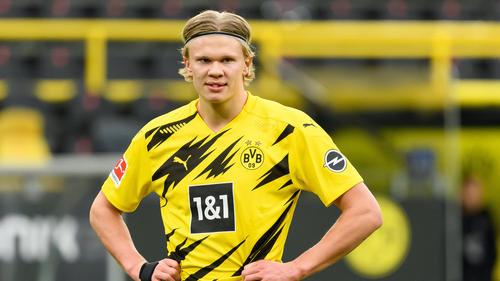 Bleibt Erling Haaland über den Sommer hinaus beim BVB?