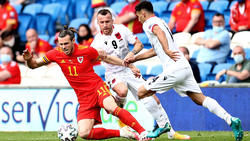 Wieder kein Sieg und kein Tor für Gareth Bales Waliser