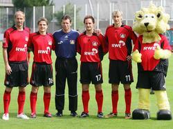 Leverkusens Neuzugänge 2006/2007