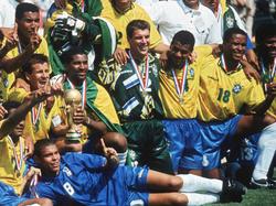 1994: Brasilien ist zum vierten Mal Weltmeister