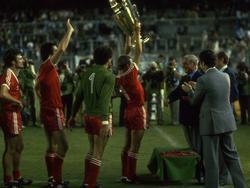 1980: Anstehen für den Europapokal