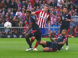 Gegen Bayern-Überzahl erfolgreich