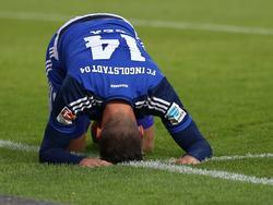 Stefan Lex hat sich in der Partie gegen den VfB Stuttgart verletzt