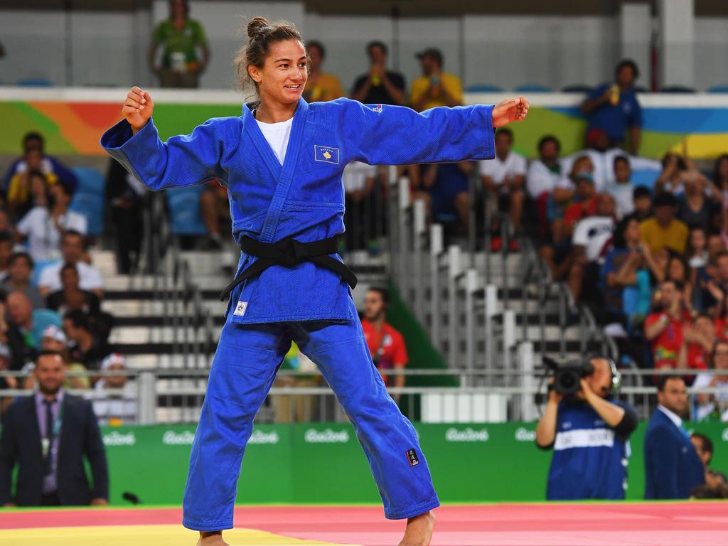 Majlinda Kelmendi: Der Judo-Verbands-Boss ordnet Nachtest an