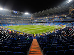 Das aktuelle Estadio Santiago Bernabéu fasst derzeit 81.044 Zuschauer