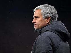 José Mourinho geriet zuletzt vermehrt in die Kritik