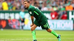 Werder Bremen will den Vertrag mit Max Kruse verlängern