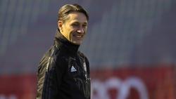 Beim FC Bayern unter starkem Druck: Niko Kovac