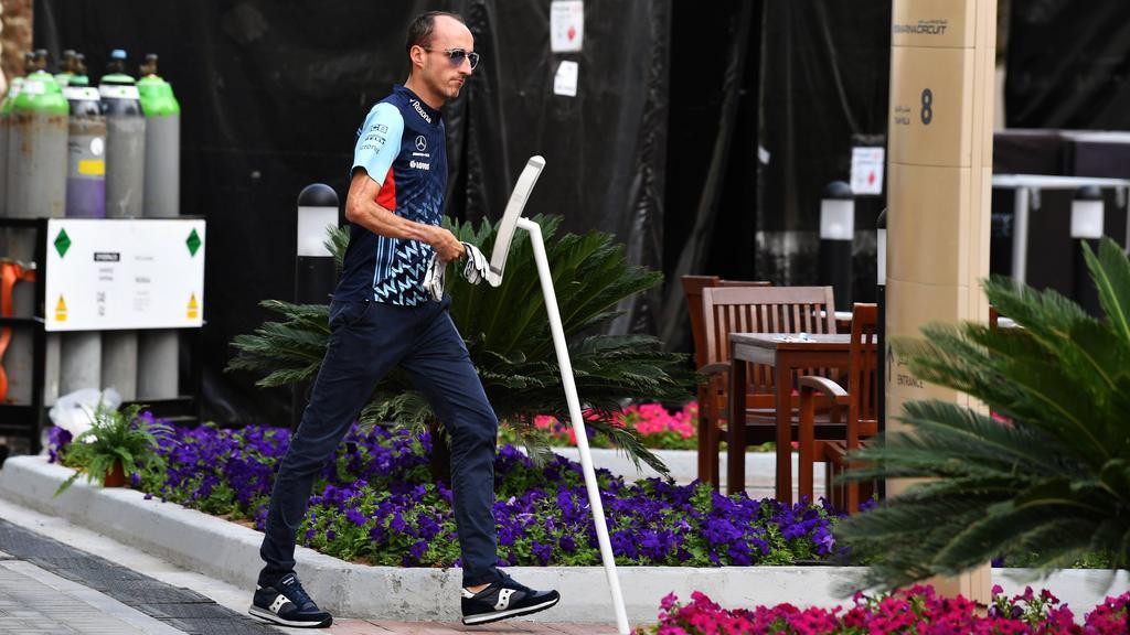 Robert Kubica ist zurück in der Formel 1