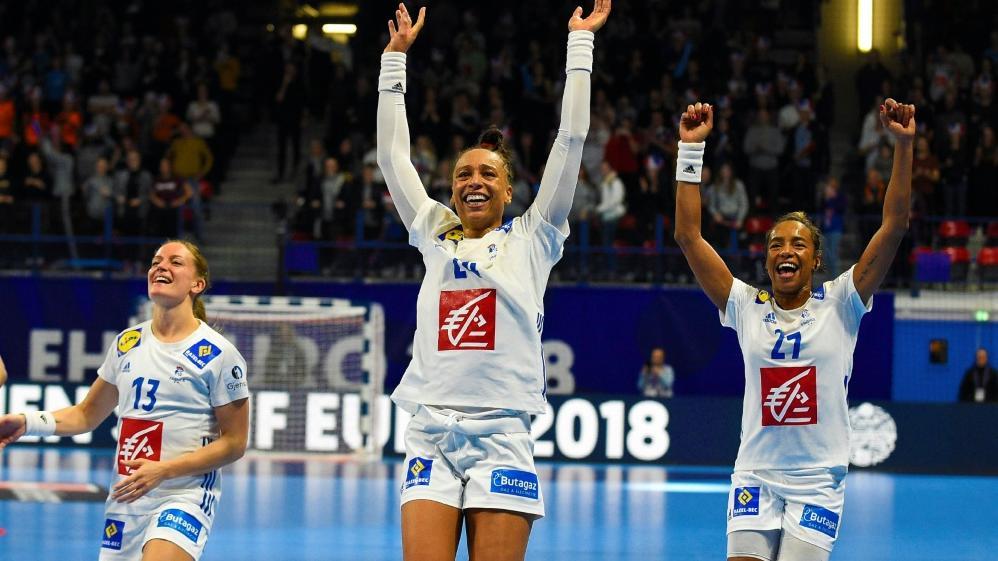 Zweiter Sieg für Frankreich