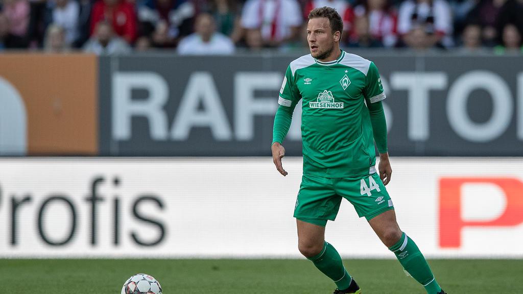 Philipp Bargfrede fällt für Werder Bremen länger aus