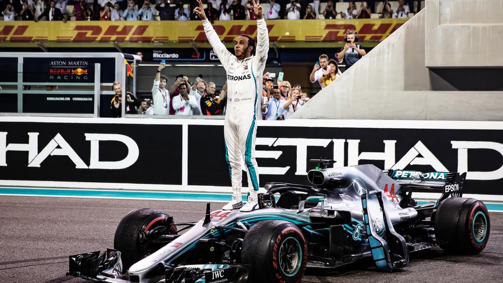 Lewis Hamilton und der F1 W09: Das Weltmeisterauto landet im Museum