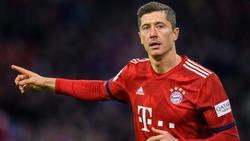 Top-Stürmer Robert Lewandowski wird vom früheren Nationalspieler Dietmar Hamann kritisiert