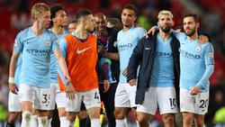 Manchester City greift nach der Meisterschaft in der Premier League