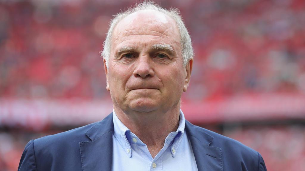 Uli Hoeness Beste Spruche Aus 40 Jahren Manager Und Prasident Beim